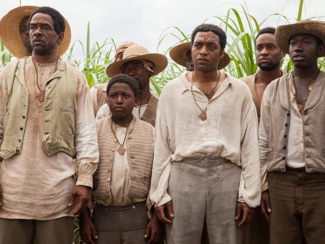 """12 Years a Slave"" (2013)หนังประวัติศาสตร์แห่งการค้าทาส"