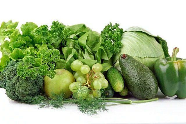 9 คุณประโยชน์ต่อร่างกายของผักใบเขียว